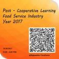 ::: Post – Coop Learning Activity ::: กิจกรรมนำเสนอการปฎิบัติสหกิจศึกษา สาขา ออ. ปี 2560 (พี่สอนน้อง) สามารถดาวโหลด powerpoint + แผ่นพับแบบออนไลน์ ได้ที่ลิงค์นี้ http://www.fs.hec.rmutp.ac.th/…/coop-fsi-stud…/coop-porfolio วันอังคารที่ 19 กันยายน 2560 ณ ห้องราชาวดี คณะเทคโนโลยีคหกรรมศาสตร์ มทร.พระนคร เครดิตภาพ :Narusorn MkslBua KhanitthaThanapon Diregsin เครดิตจัดการห้องราชาวดี : น้าเตี้ย กฤษฎา บุญชู และคณะ ขอบคุณมากครับ จัดเก้าอี้ให้เด็กๆ ได้นั่งทำกิจกรรม